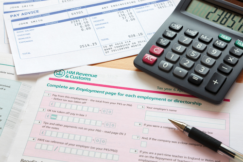 Payroll service in the UK