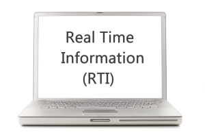 RTI Real Time Information